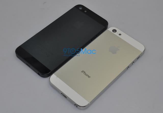 fotos filtradas del nuevo iPhone5