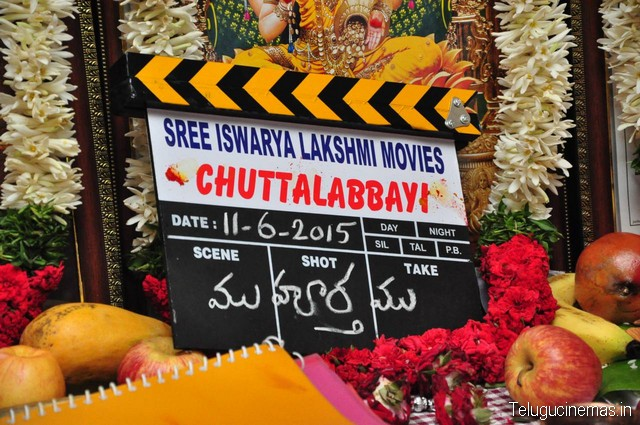 Chuttalabbayi movie launch,Chuttalabbayi  movie launch photos,Chuttalabbayi movie opening photos,Aadi New Movie Launch photos,Aadi Chuttalabbayi movie opening pictures,Chuttalabbayi movie opening stills,Ram Talluri Chuttalabbayi movie details,Sri Ishwarya lakshmi movies Chuttalabbayi  movie launch function photos,Chuttalabbayi photos,Venkat Talari Chuttalabbayi movie details,Aadi-Veerabadhram Chuttalabbayi  film launched,Chuttalabbayi movie launch details, Telugucinemas.in