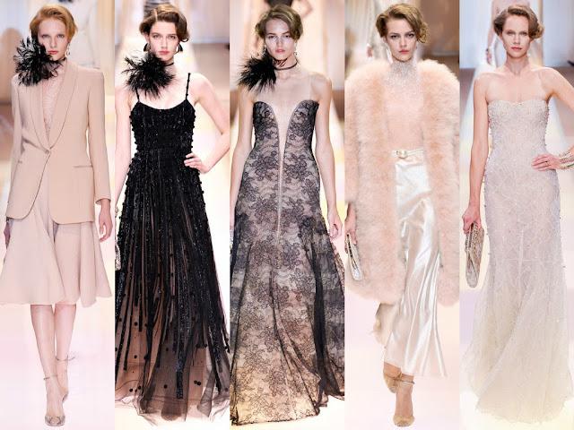 Top Picks at Paris Couture Fashion Week/Fall 2013