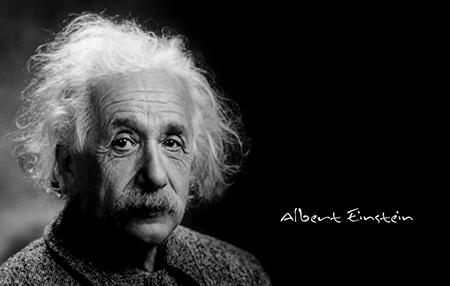Albert Einstein  Tokoh Penemu Teori Relativitas