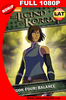 La Leyenda de Korra (2014) Temporada 4 Latino Full HD BDRIP 1080p ()