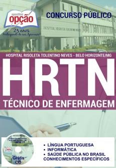 Apostila Hospital Risoleta Tolentino Neves (HRTN-MG) 2016