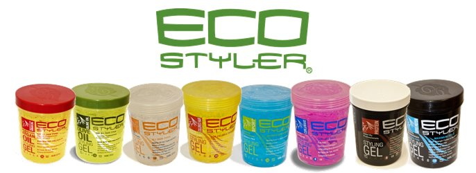 Eco Styler Gel Natural Hair