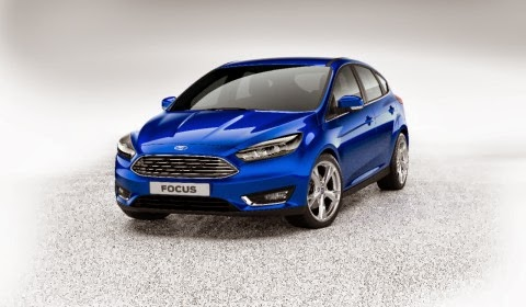 "The 2015 Ford Focus Gets an ""EcoBoost"""