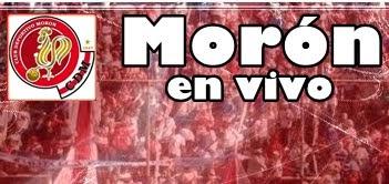 Vivi todos los partidos de Deportivo Moron