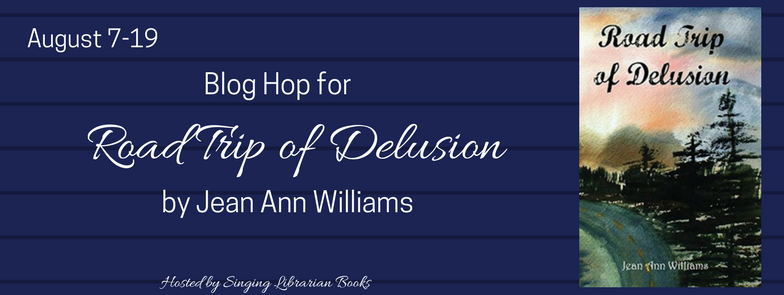 Road Trip to Delusion Blog Hop & GIVEAWAY