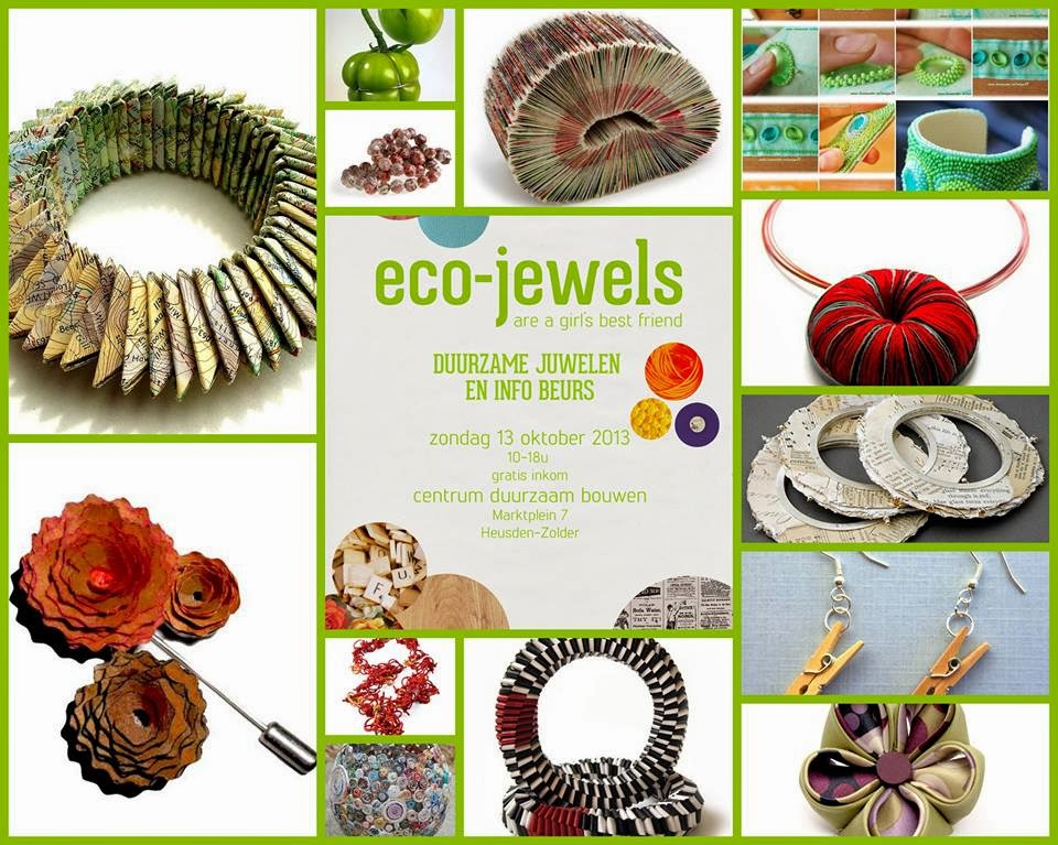 Eco-Jewels: Are a Girl's best friends
