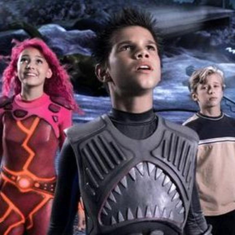 Adventures of sharkboy and lavagirl subtitle indonesia