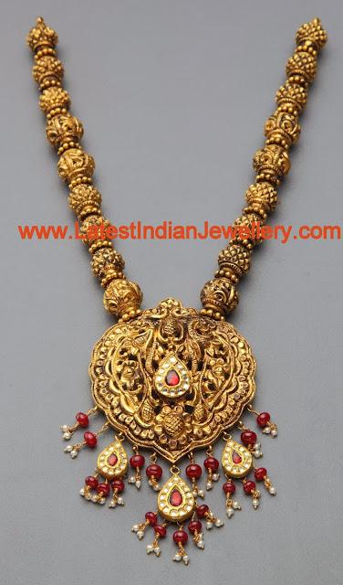 Gold Nakshi Balls Haram