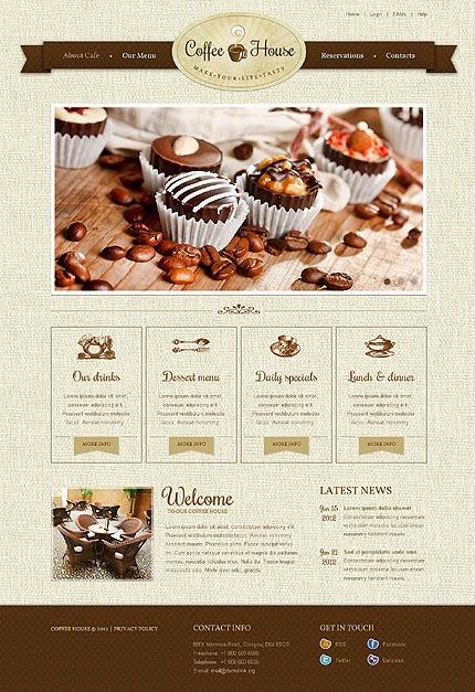 thiết kế web bán hàng bánh ngọt
