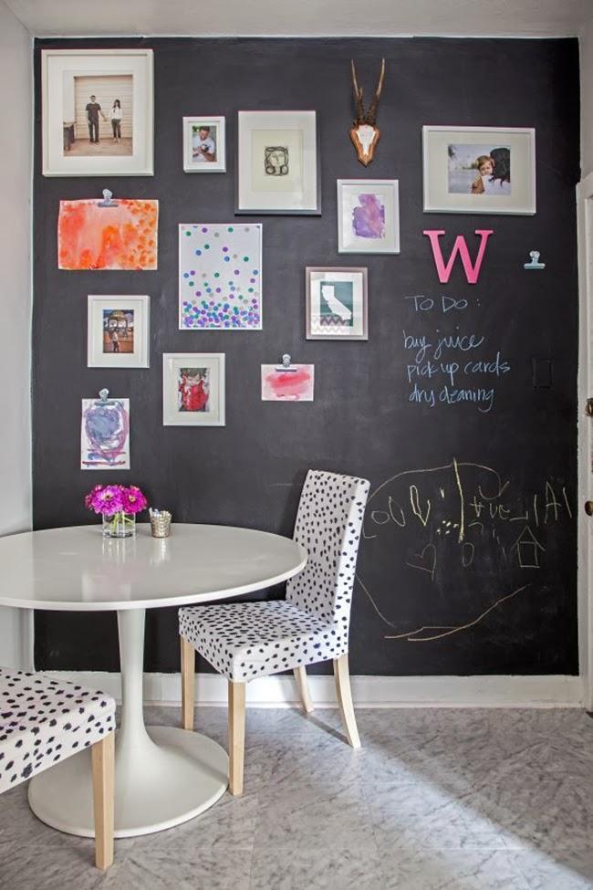 dalmatian print chairs