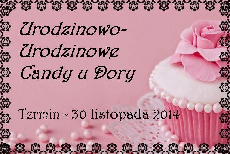 Urodzinowo-urodzinowe Candy u Dory