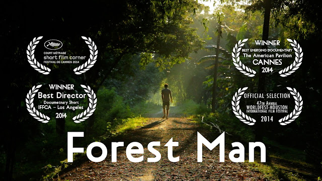 The hero who created an entire forest with his own hands