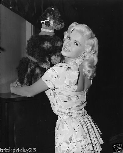 Frank ferruccio wonderful upstanding jayne mansfield for How many children did jayne mansfield have