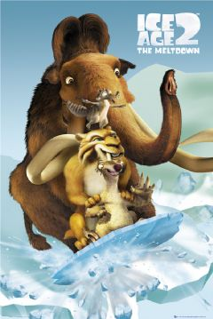 Fossil in Ice Age: The Meltdown animatedfilmreviews.filminspector.com