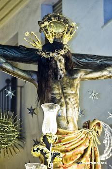 XIII Estación. Jesús Muere en la Cruz