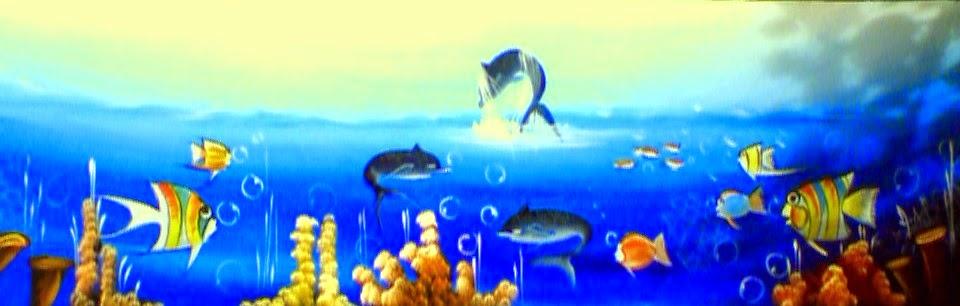 Haitianarts cadre baleines baie de Samana