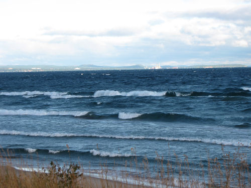 Lake Superior at Marquette