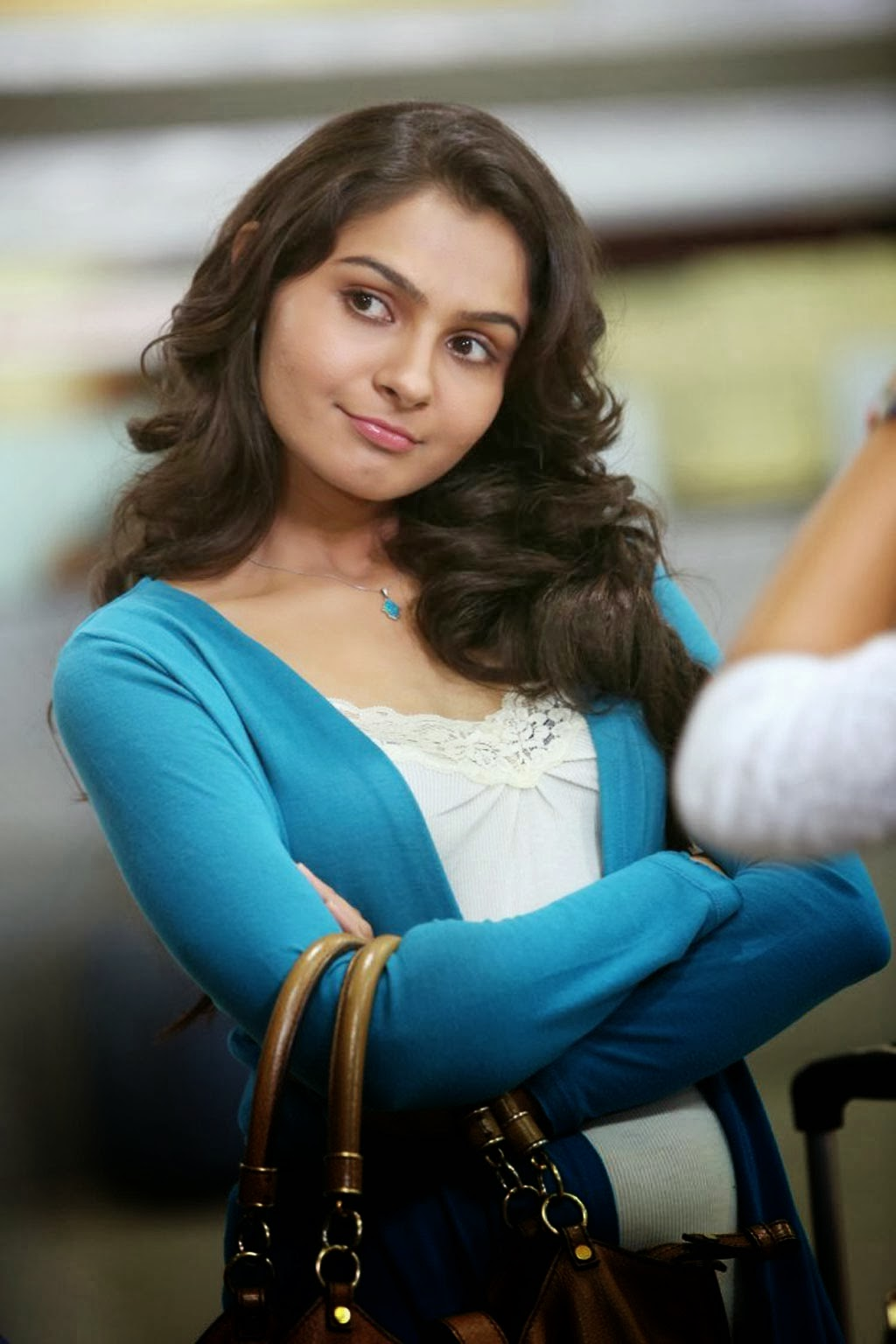 andrea jeremiah cute unseen pictures andrea jeremiah