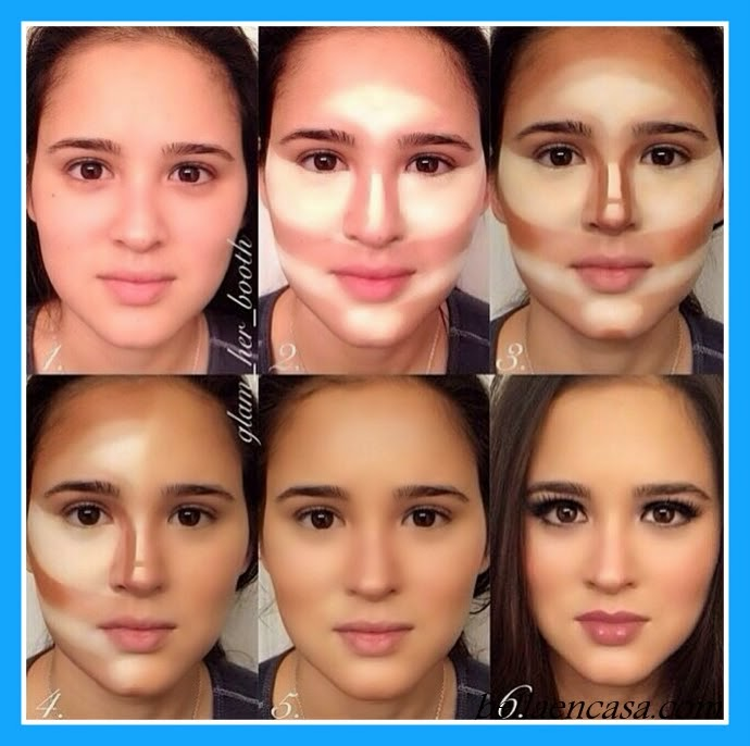pasos de maquillaje profesional