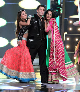 Bigg Boss 7 Grand Finale Pics