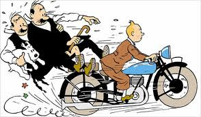 Tintin Cartoon