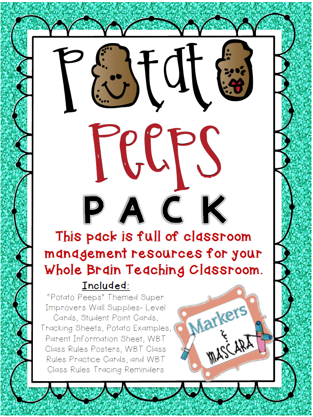 http://www.teacherspayteachers.com/Product/Super-Improvers-Wall-and-Class-Rules-Freebie-Potato-Head-Theme-1317408