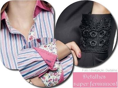 Inspiração para customizar ou criar camisas femininas.