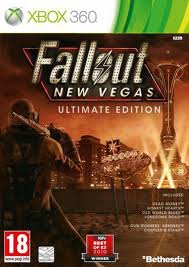 Fallout New Vegas Ultimate Edition xbox360