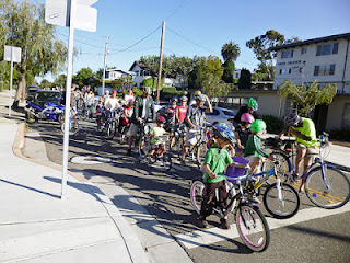 Kidical Mass -- group rides with kids