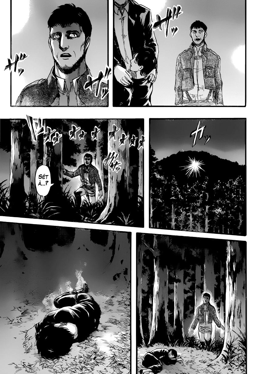 Shingeki no Kyojin Chap 71 - Trang 35