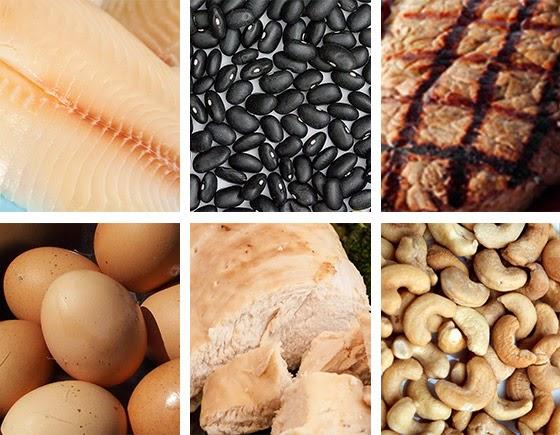 λήψη πρωτεΐνης