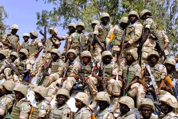 Boko Haram : Nigerian soldiers refuse to fight, demand better equipment