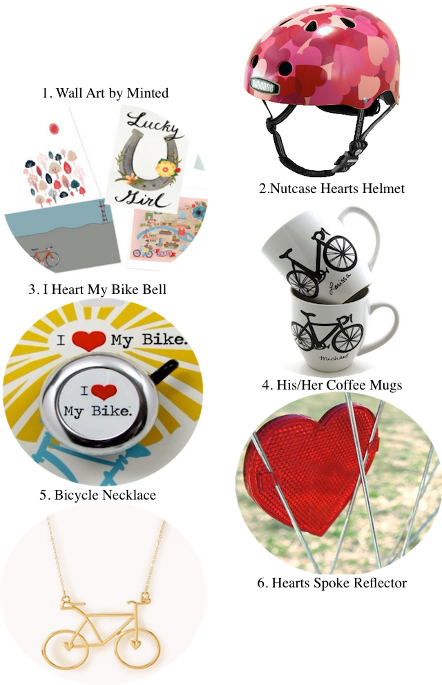 Valentine's Gifts for Lady Cyclists