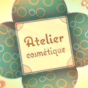 Atelier cosmétique à venir