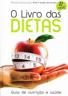 O Livro das Dietas Isabel Do Carmo