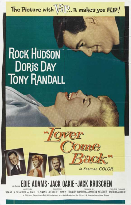 """Lover Come Back"" (1961)"