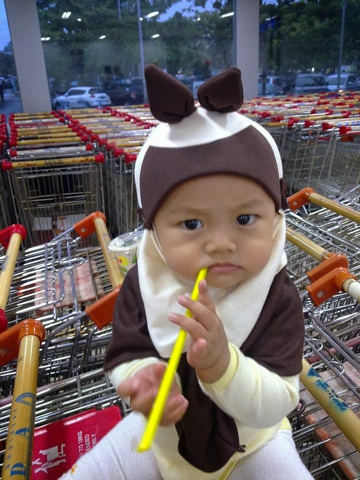 Jilbab Bayi