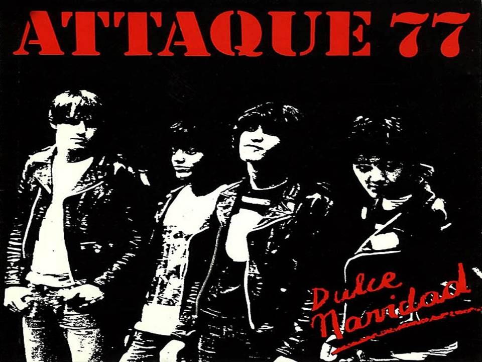 Dulce Navidad Álbum De Attaque 77