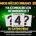 Noticia: Este 4 De Agosto Conoce los Nominados a los Premios Nucle Urbano 2014 /  @Pnucleourbano @Quarzo_azul