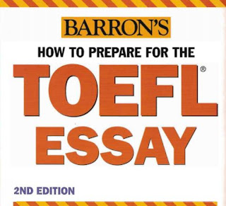 Barron's How to Prepare for the TOEFL Essay 2nd Edition