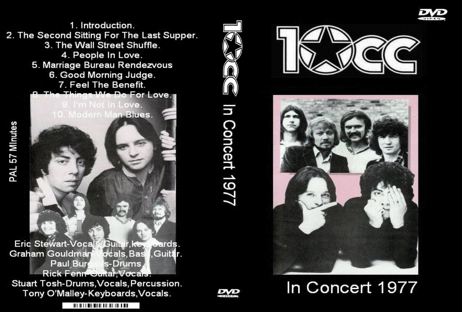 Supertramp - Queen Mary College (1977) xvid - moody