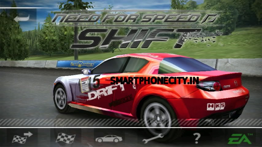 Ea Mobile Need For Speed Shift Hd V1 0 20 N9 N950 Meego