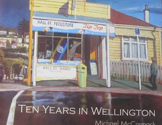 Ten Years in Wellington