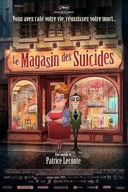 Cửa Hàng Tự Sát - The Suicide Shop (2012) Poster