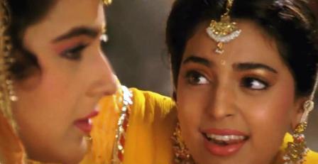 Meri Banno Ki Aayegi Baraat (Happy) Song Lyrics - Aaina (1993) | Pamela Chopra | Jackie Shroff, Juhi Chawla, Amrita Singh