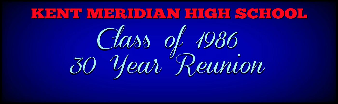 Class of 86 Reunion