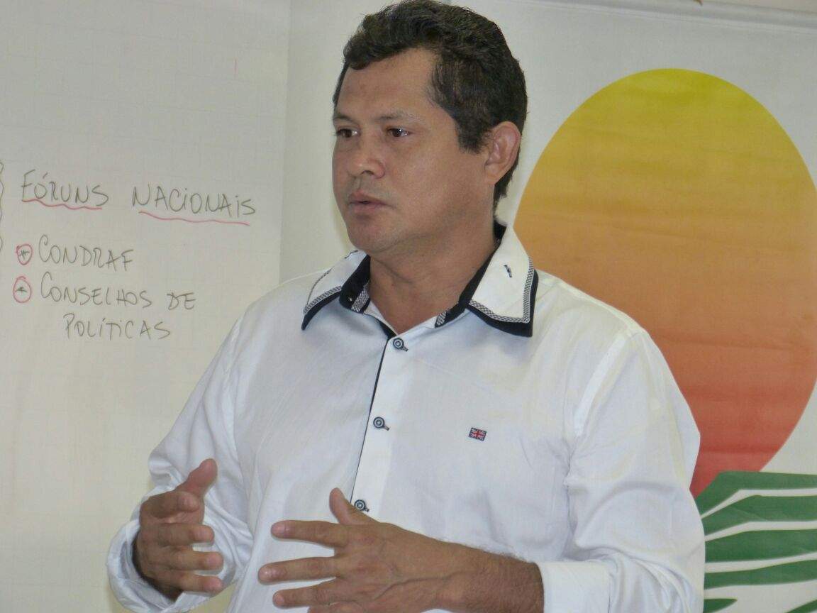 Presidente do SINPESCA-AM