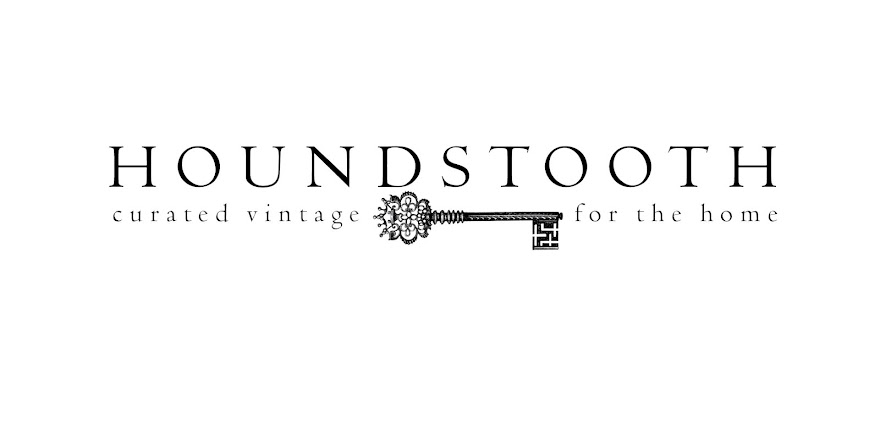 Houndstooth Vintage
