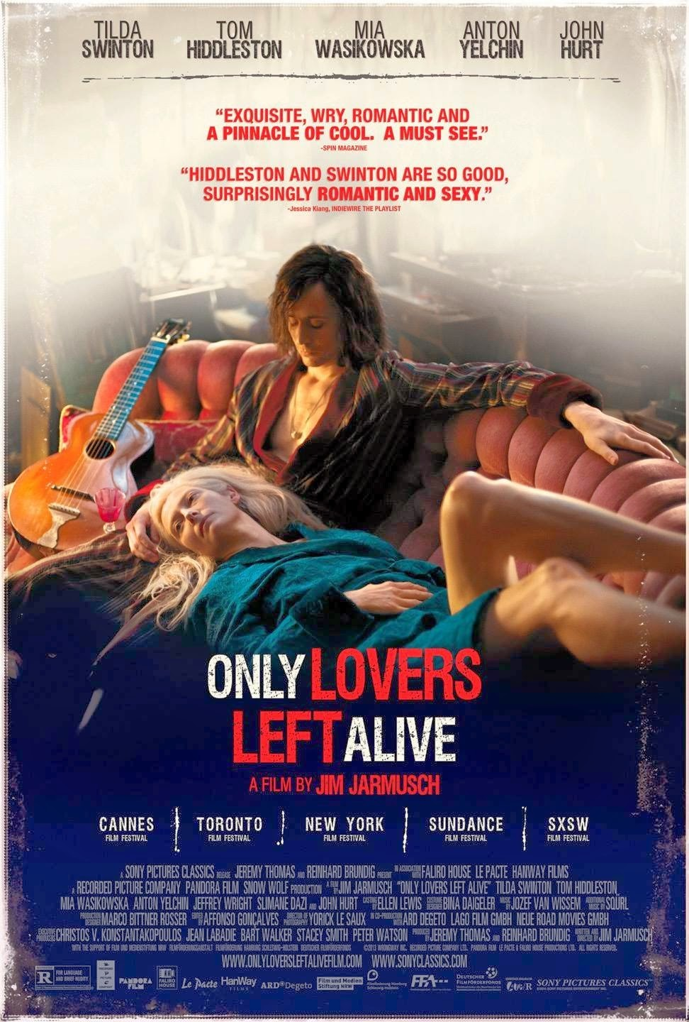 Only Lovers Left Alive 2013
